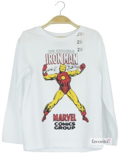Bluza baieti, Iron Man, Marvel Comics1