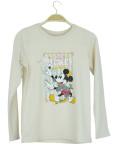 Bluza baieti, beige, Mickey Mouse, Disney1