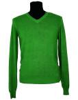 Bluza-barbati,-verde,-GAS1