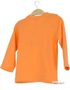 Bluza bebe portocalie, aparat foto, Grain de blé2