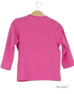 Bluza-bebe-roz-inchis,-summer,-Grain-de-blé2
