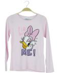 Bluza fete, roz, ratusca Daisy, Disney1