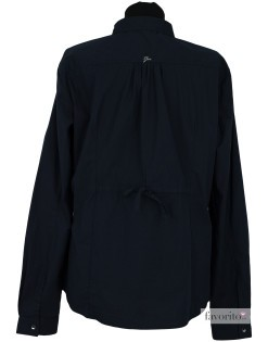 Camasa maneca lunga dama, casual-elegant, GAS-bleumarin2