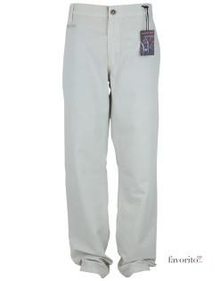 Pantaloni lungi casual barbati, Ivory, State of Art1