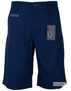 Pantaloni scurti casual barbati, bleumarin, State of Art1