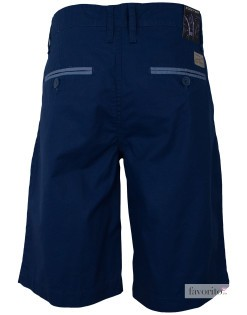 Pantaloni scurti casual barbati, bleumarin, State of Art2