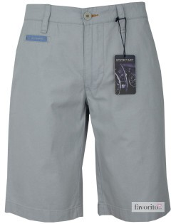 Pantaloni scurti casual barbati, gri, State of Art1