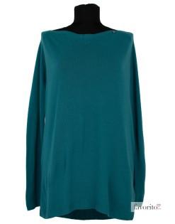 Pulovar dama, verde, GAS1