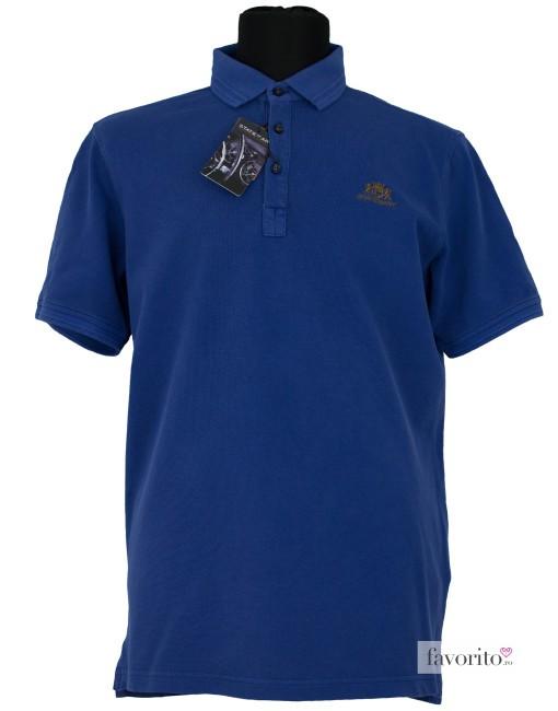 Tricou POLO barbati, albastru, State of Art1