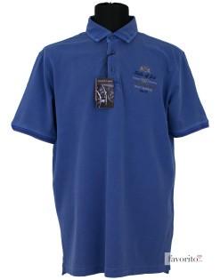 Tricou POLO barbati, albastru, logo 1987,  State of Art1