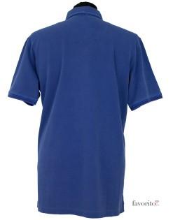 Tricou POLO barbati, albastru, logo 1987,  State of Art2