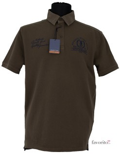 Tricou POLO barbati, maro,  State of Art1