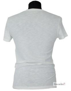 Tricou barbati, alb, GAS2