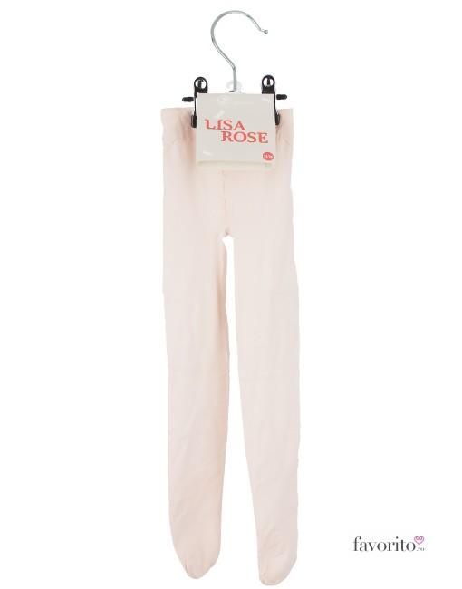 Ciorapi cu chilot pentru fete, roz, LISA ROSE