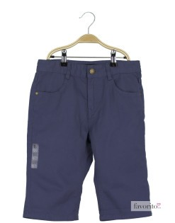 Pantaloni scurti baieti, tip jeans, YCC1