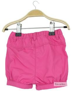 Pantaloni scurti bebe, fete, strasuri, Grain de blé-roz2