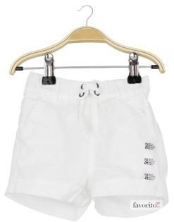 Pantaloni scurti bebe, snur, Grain de blé-alb1