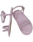 Sandale pentru fetite, roz, Grain de blé1