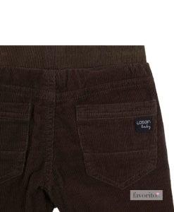 pantaloni-slim-de-catifea-pentru-bebe-cafeniu-6-24-luni-losan-2