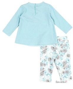 set-2-piese-fete-colanti-si-bluza-blue-heart-flower-imprint-albastru-6-24-luni-losan-2